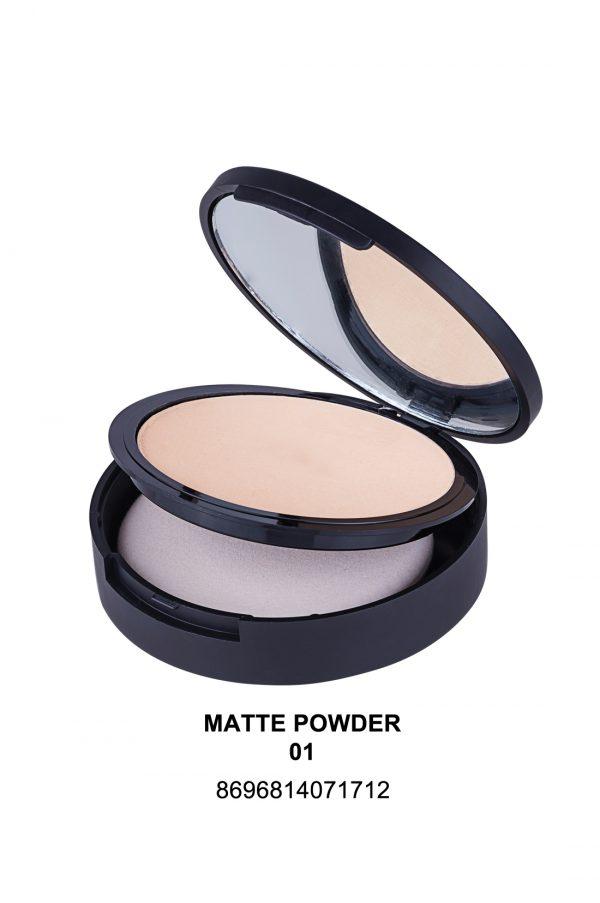 Matte Powder 1 #01