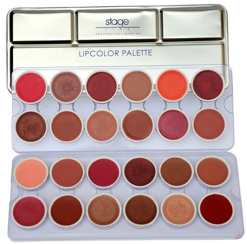 Lip Color Palette