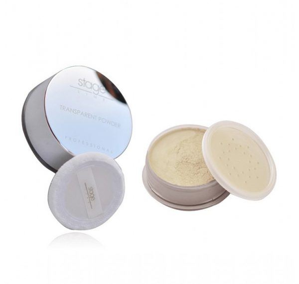 Transparent Powder Light Bronzing