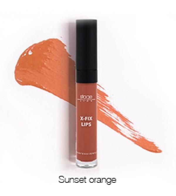 Sunset Orange – 07